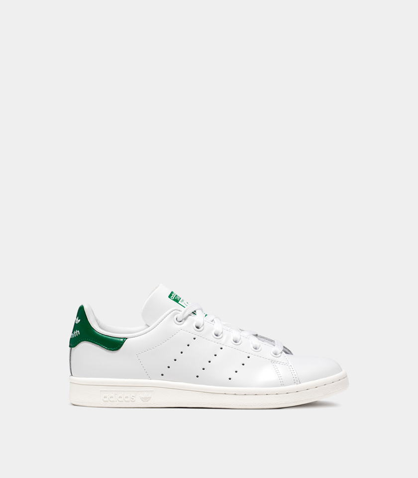 new products 0f141 8b58f ADIDAS ORIGINALS  STAN SMITH SNEAKERS COLOR WHITE GREEN   Playground Shop