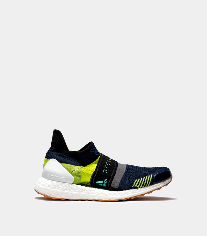 cheaper 1bf90 9b04a ADIDAS BY STELLA McCARTNEY  ULTRABOOST 3.D.S. SNEAKERS COLOR BLUE GREEN    Playground