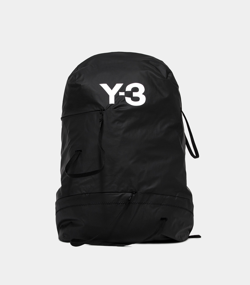 6d2753fced ADIDAS Y-3  BUNGEE BP BACKPACK COLOR BLACK