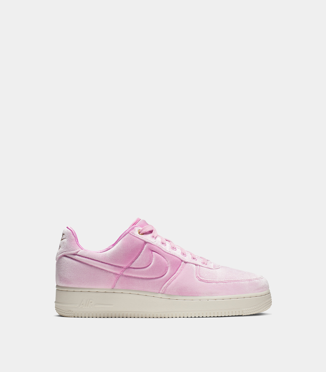 quality design 58740 c0fe4 NIKE  AIR FORCE 1 07 PRM SNEAKERS COLOR PINK