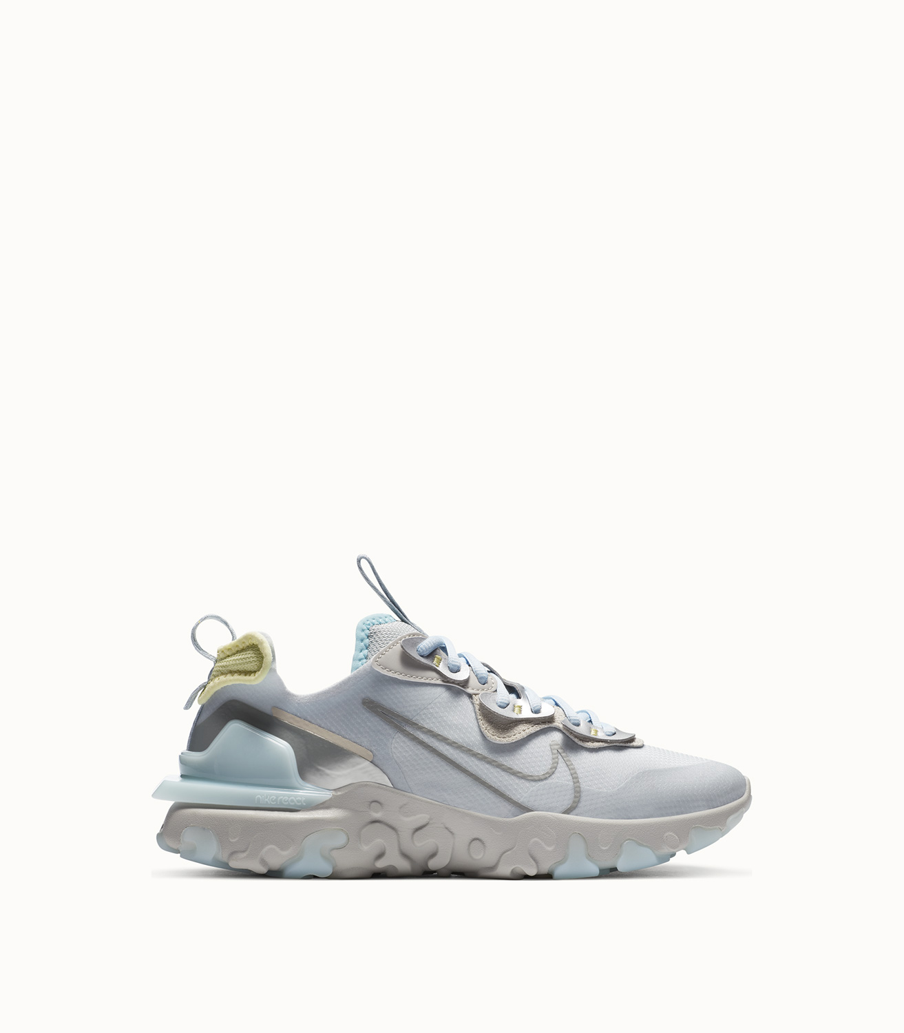 NIKE REACT VISION SNEAKERS COLOR LIGHT