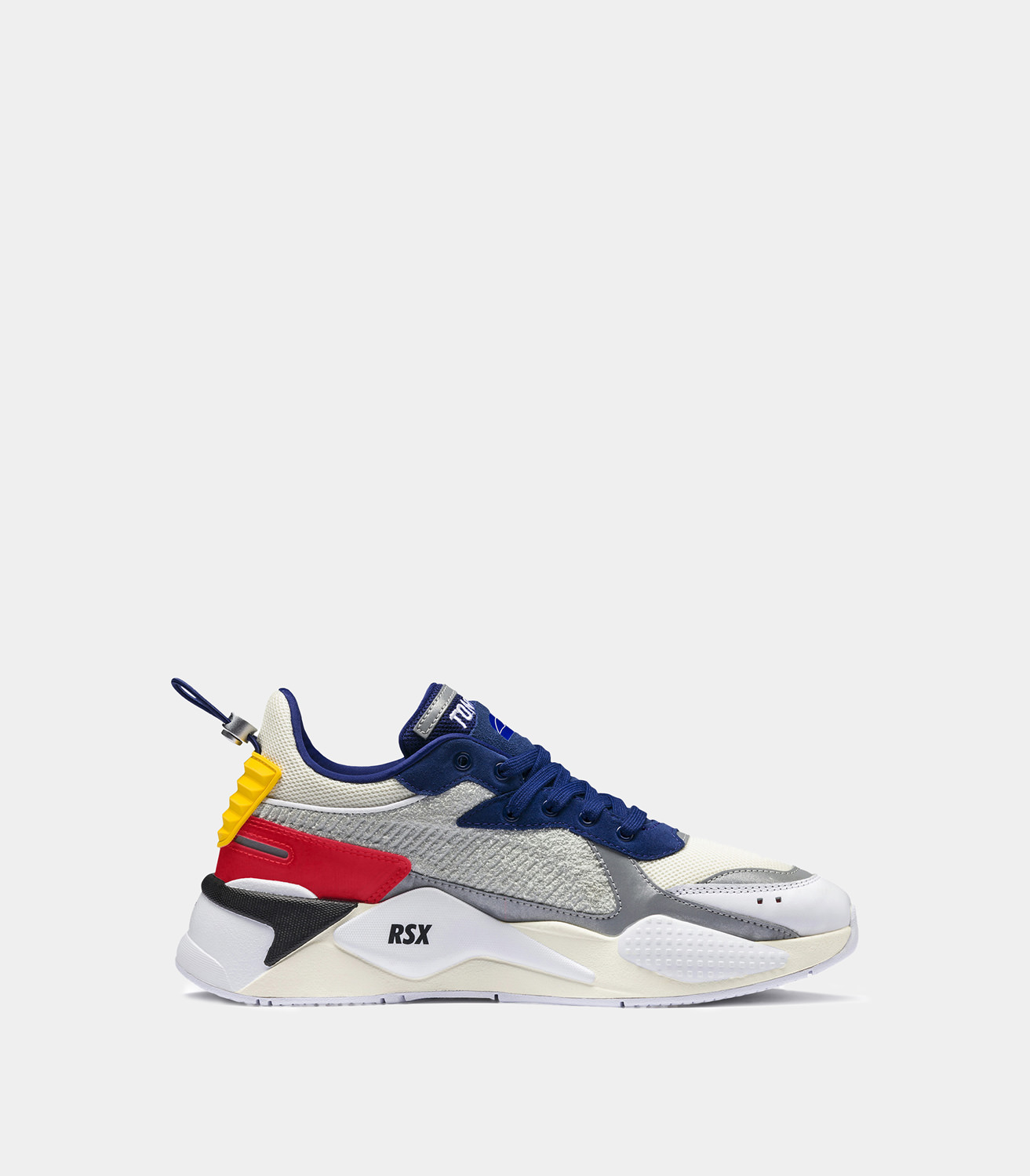 sports shoes f7560 8f921 PUMA  RS-X ADER ERROR SNEAKERS COLOR WHITE BLUE