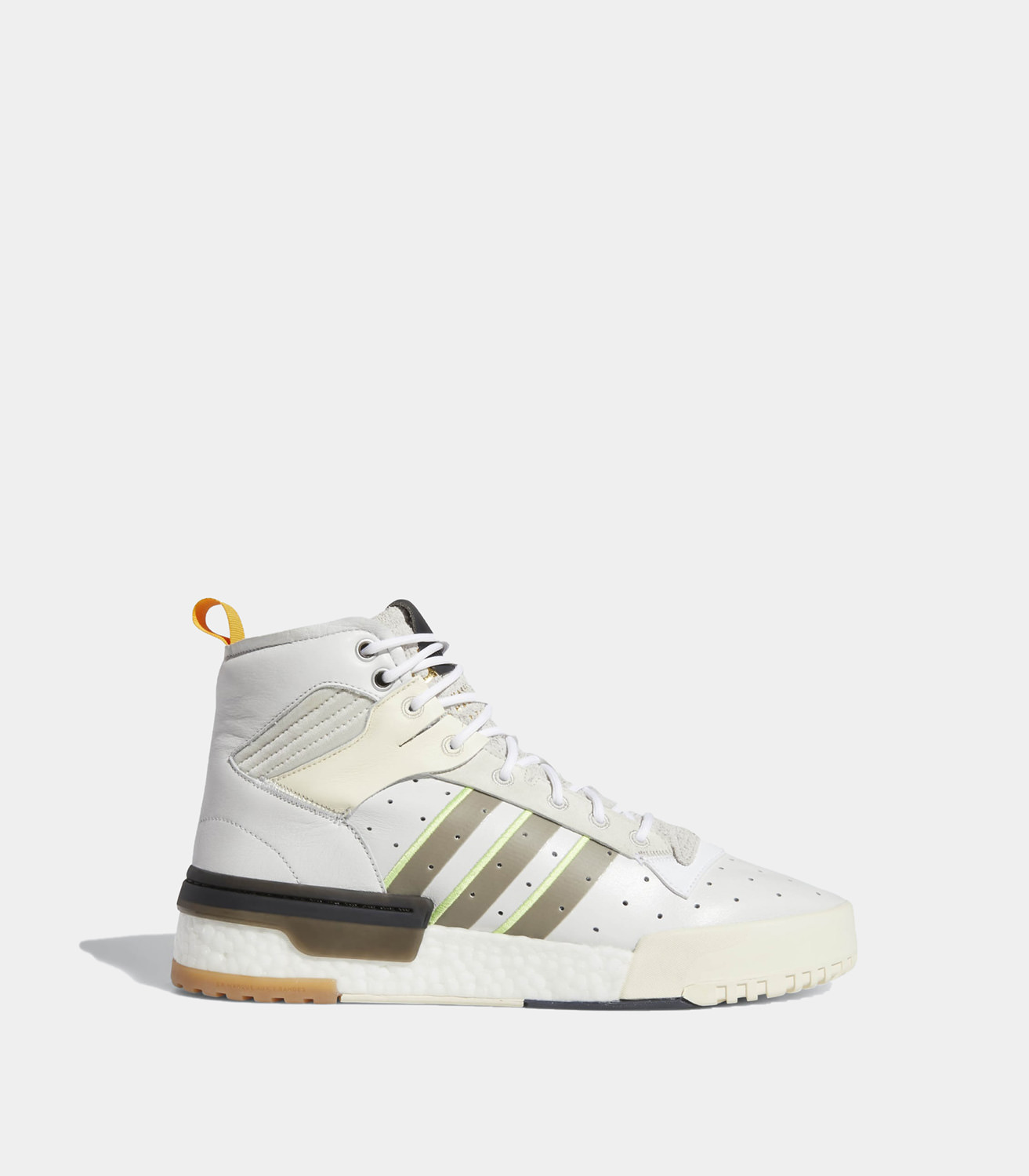 Bianco Rm Donna Adidas Colore Rivalry Play Originals Sneakers gwqY4