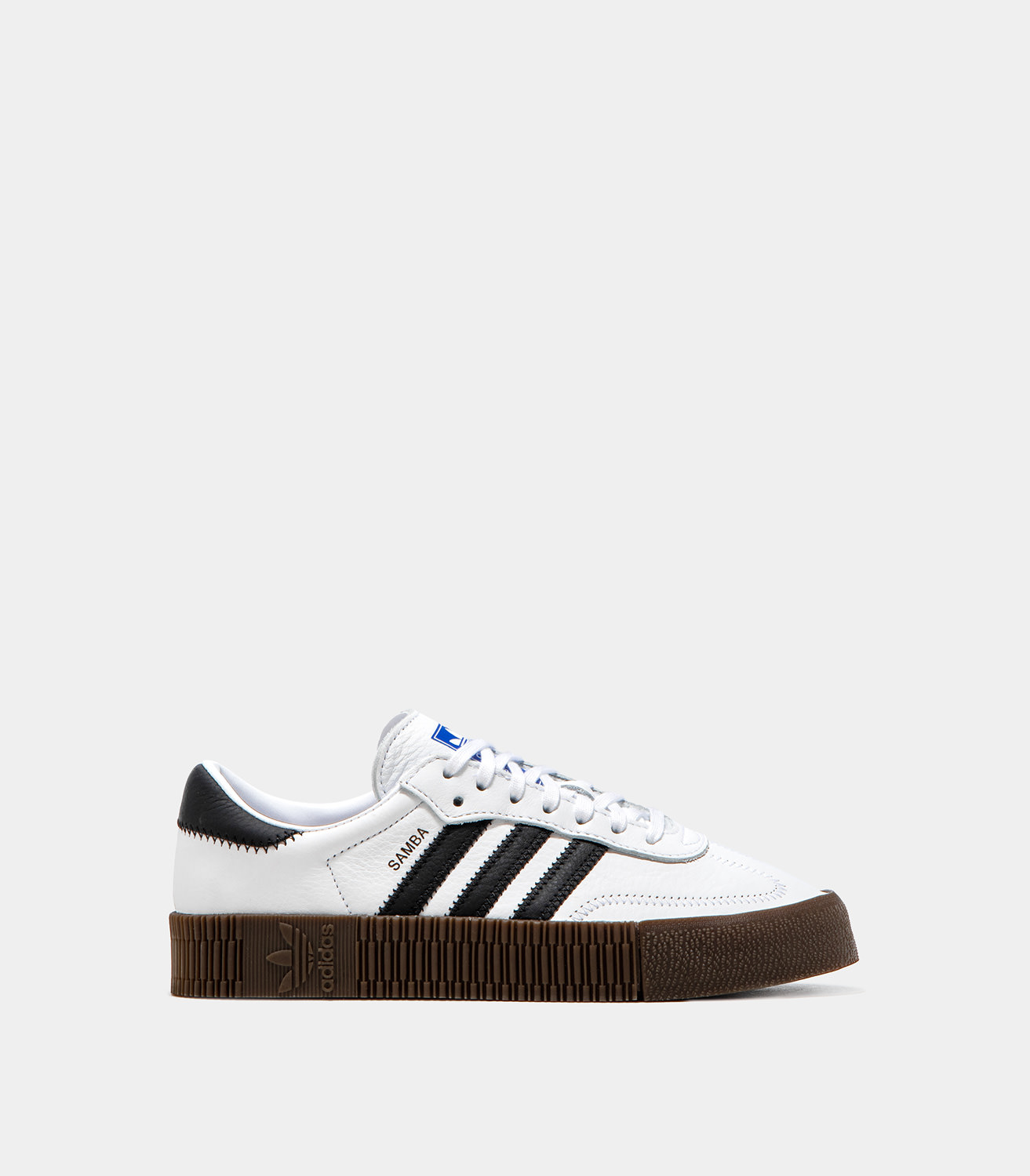 best loved c447b 214f5 ADIDAS ORIGINALS  SNEAKER SAMBAROSE COLORE BIANCO