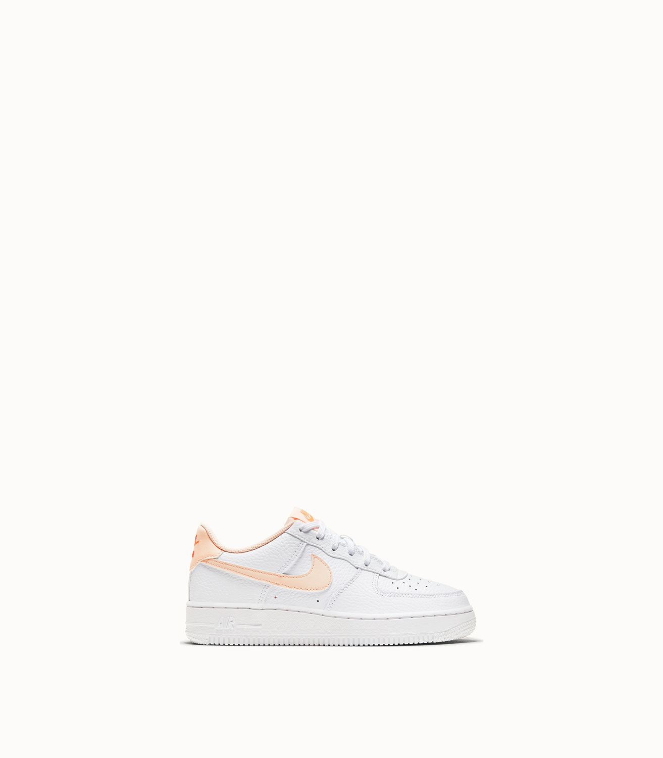 NIKE AIR FORCE 1 (GS) SNEAKERS COLOR WHITE | Playground
