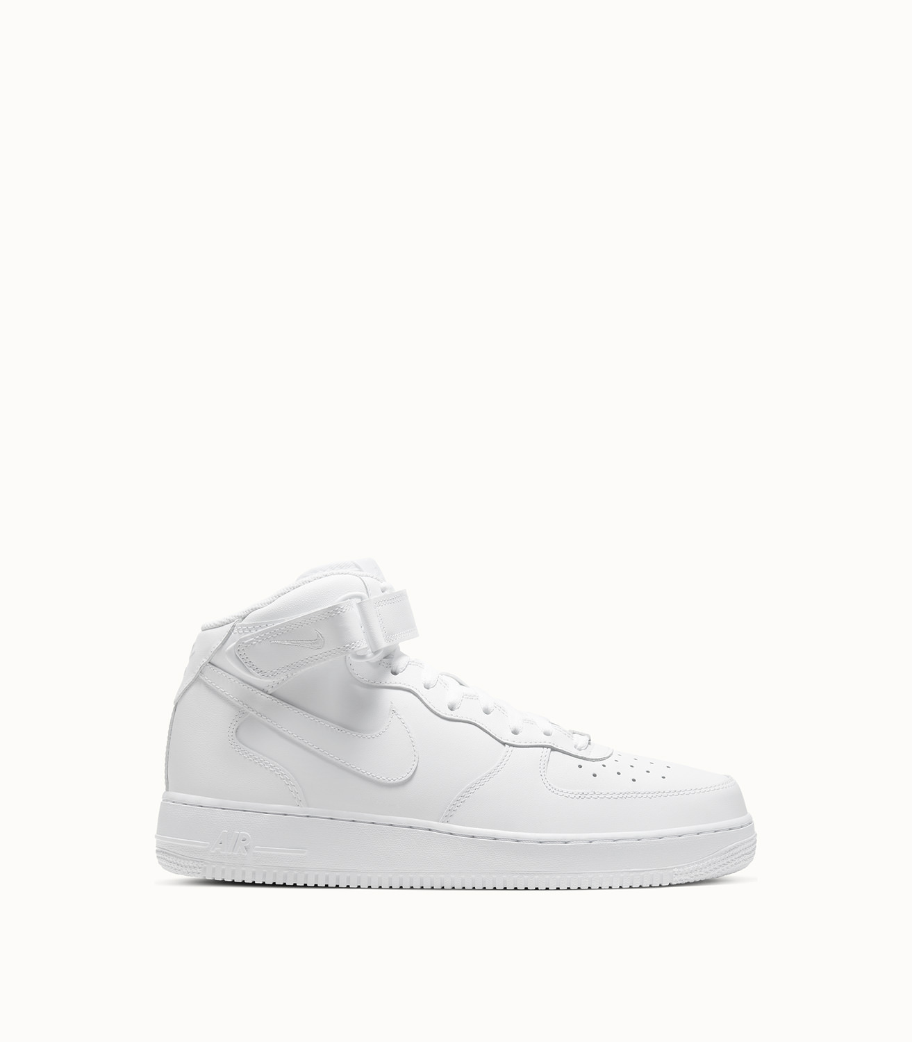 equipaje Venta ambulante Registrarse  NIKE AIR FORCE 1 MID 07 SNEAKERS COLOR WHITE | Playground