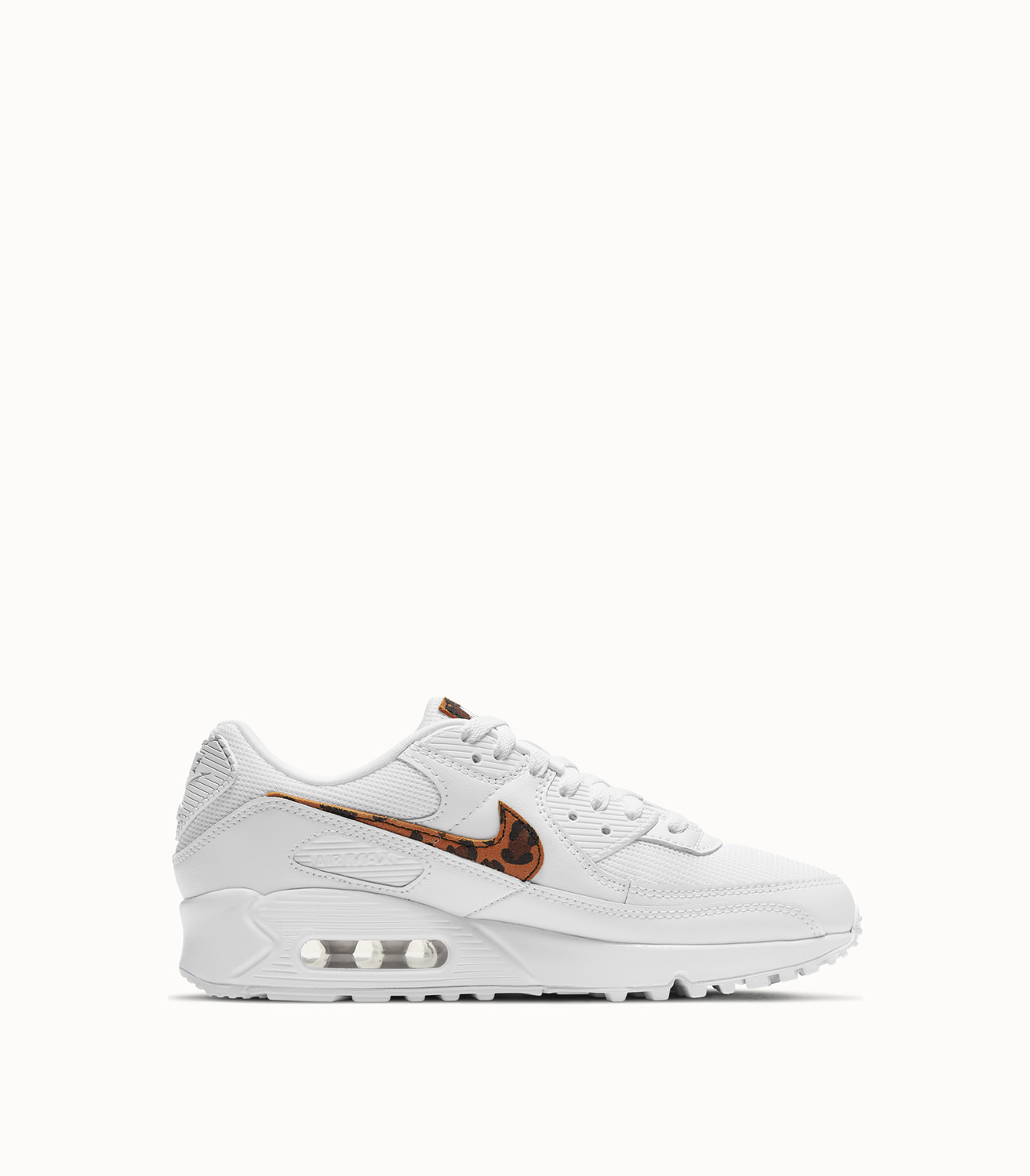 AIR MAX 90 AX SNEAKERS COLOR WHITE