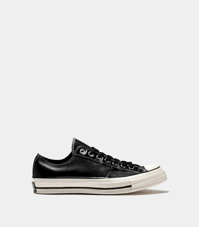 converse sneakers pelle