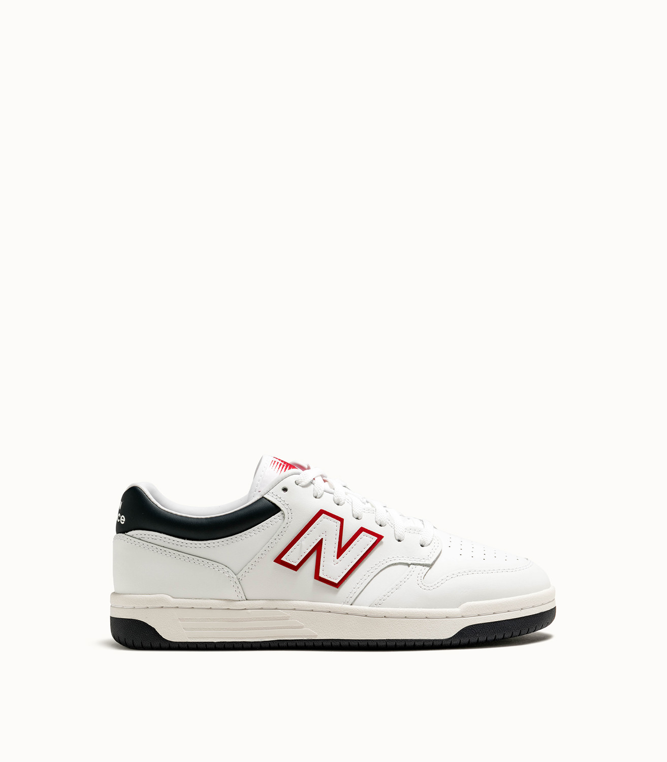 NEW BALANCE LIFESTYLE SNEAKERS COLOR WHITE | Playground