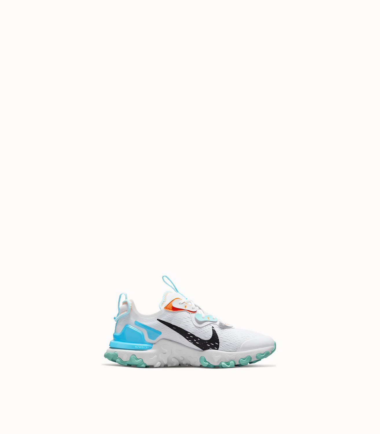 REACT VISION (GS) SNEAKERS COLOR WHITE