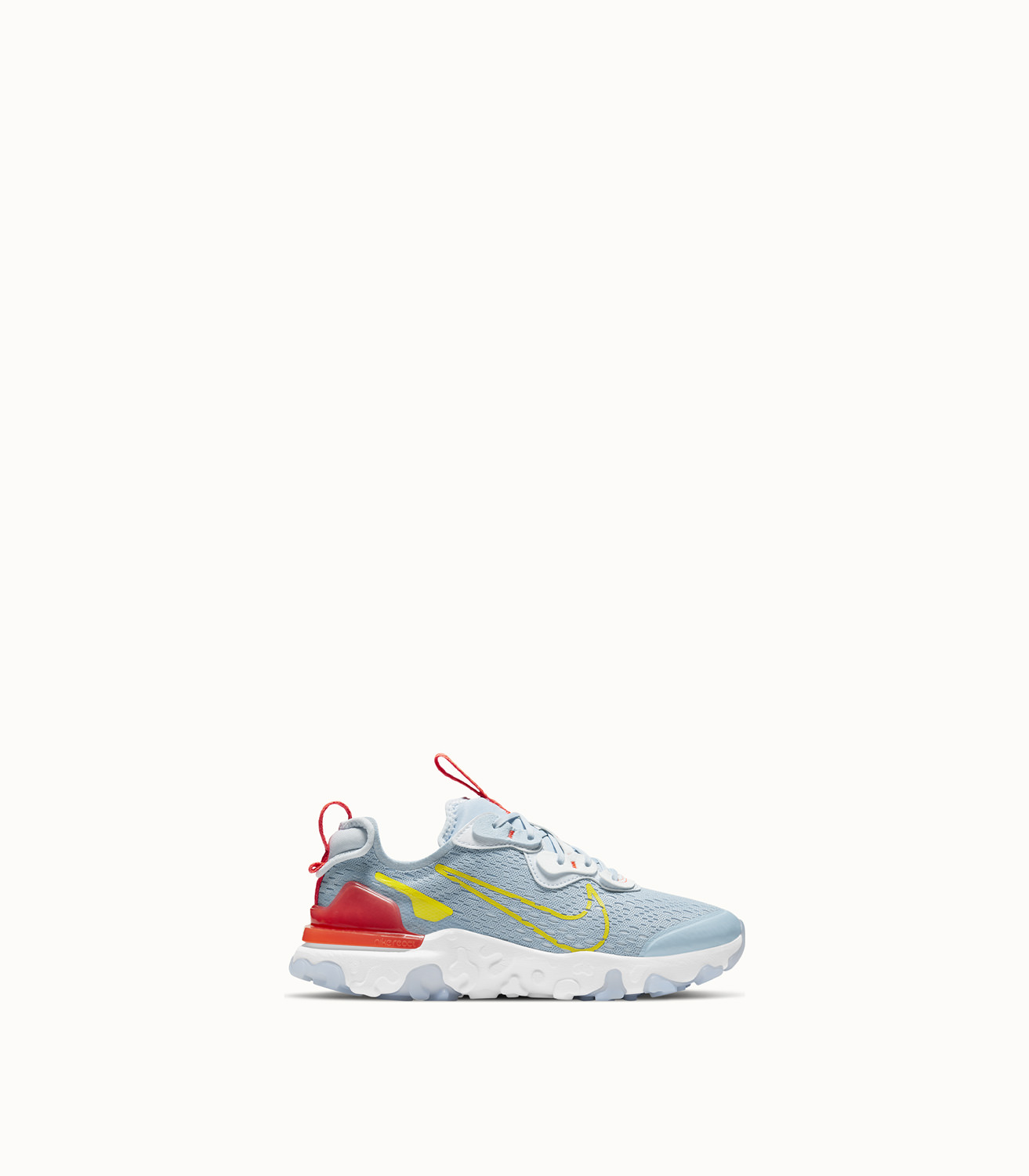 REACT VISION (GS) SNEAKERS COLOR LIGHT BLUE