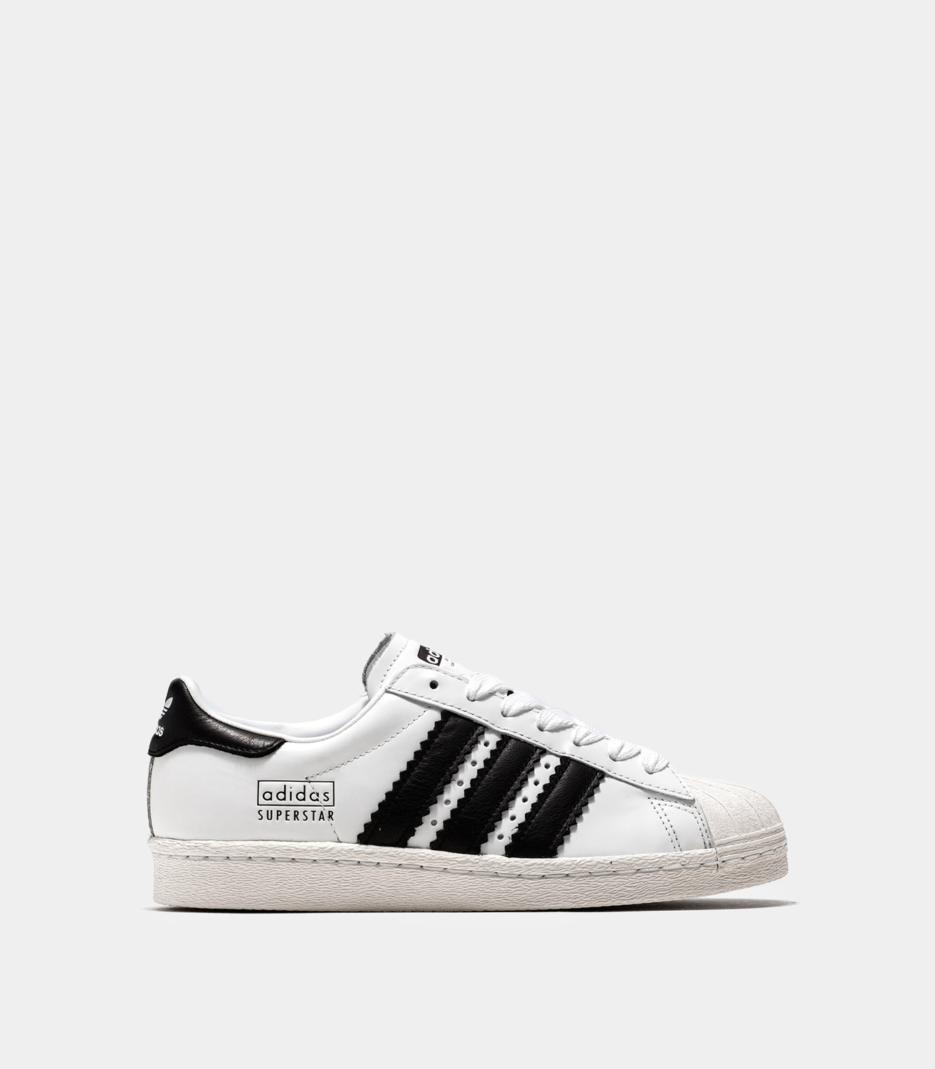 watch b44ae 1fc57 ADIDAS ORIGINALS  SNEAKERS SUPERSTAR 80 COLORE BIANCO