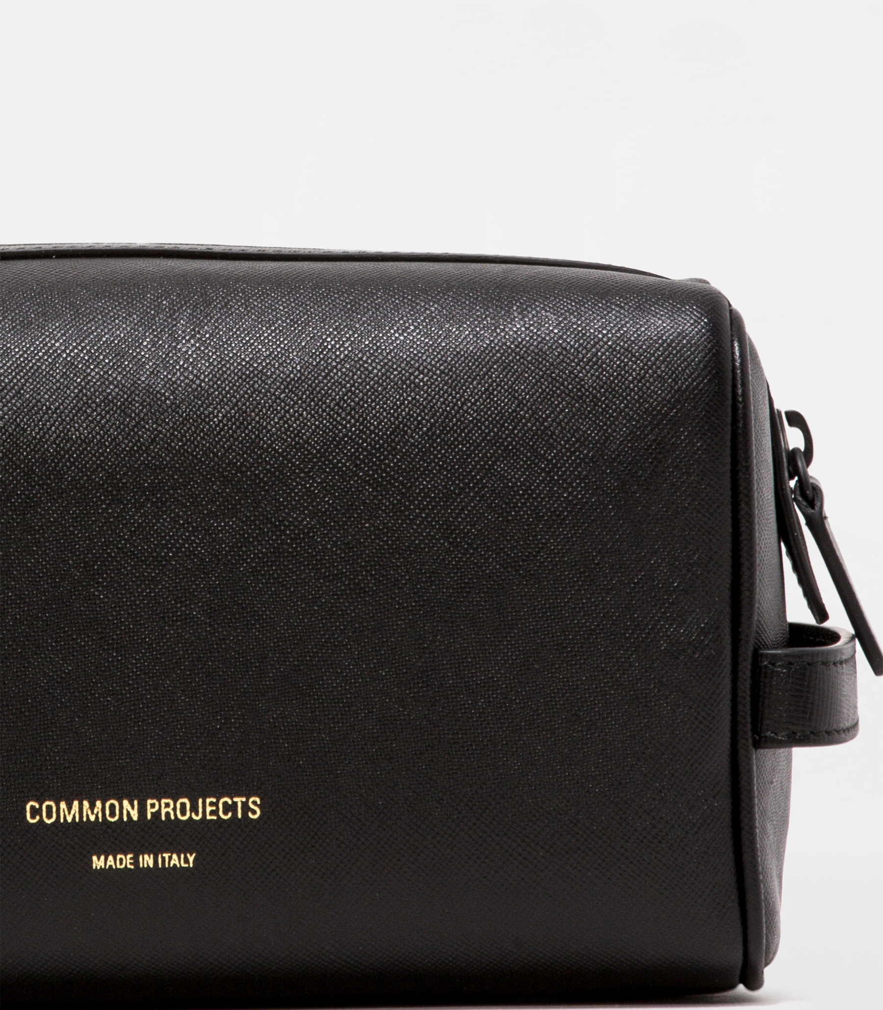 19f4cbd4f8 COMMON PROJECTS TOILETRY BEAUTY CASE COLOR BLACK