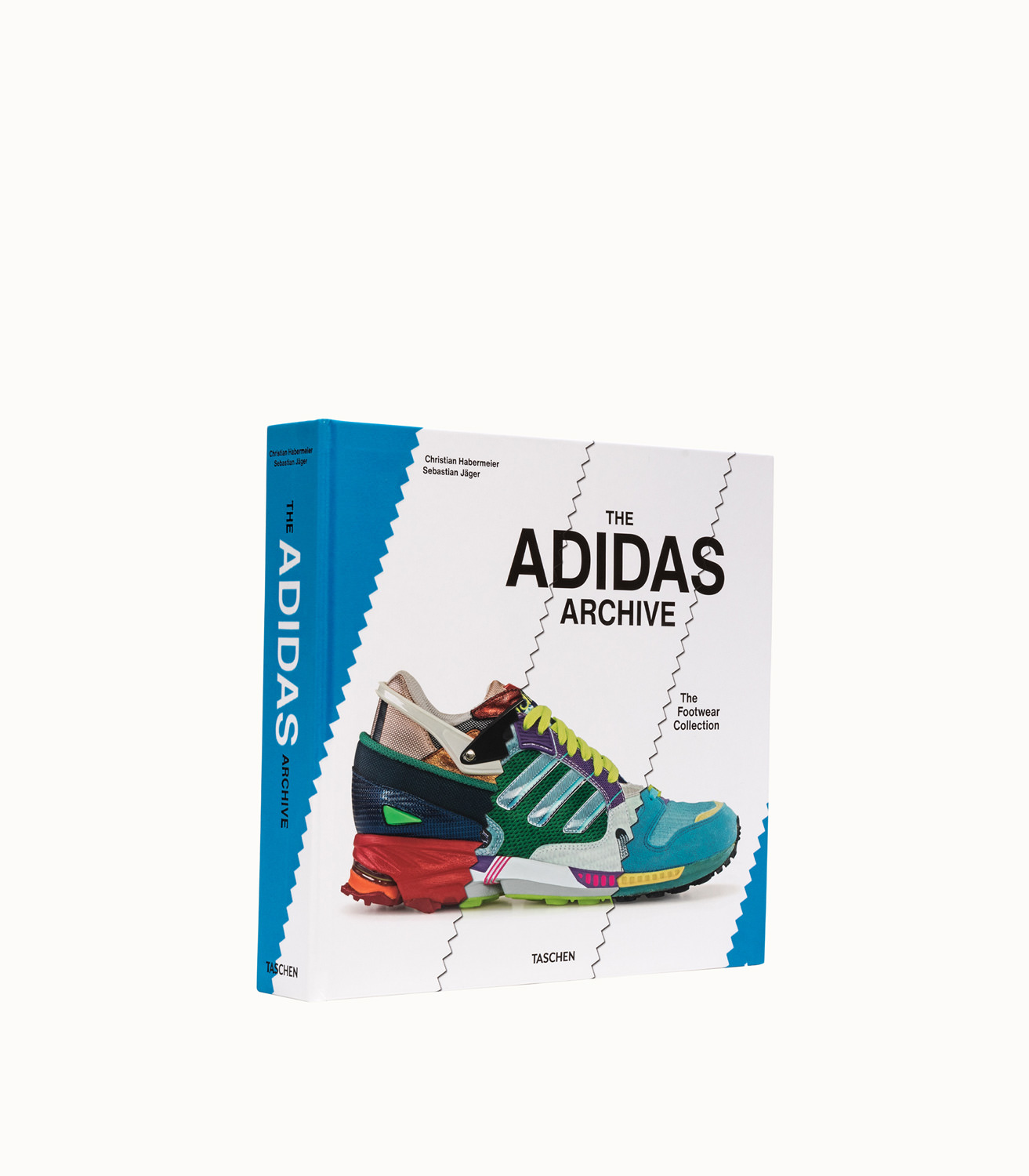 THE ADIDAS ARCHIVE BOOK